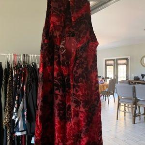 Somedays Lovin Dresses - Sexy Someday lovin NWT red velvet  dress. Fit 2/4
